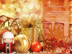24 Dicembre 2012 #Kimmidoll #Christmas