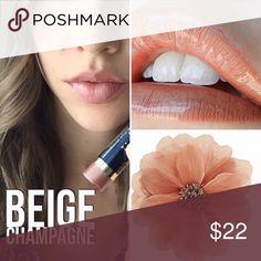 LipSense Beige Champagne The best long wear moisturizing lipstick ever!! Makeup Lipstick