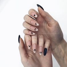 Nails designs that you might want to try Aycrlic Nails, Stiletto Nails, Cute Nails, Pretty Nails, Hair And Nails, Pretty Nail Designs, Nail Art Designs, Sharp Nails, Acrylic Nail Shapes