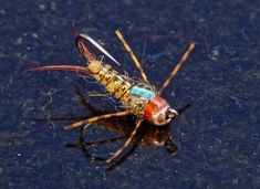 Fly Fish Food -- Fly Tying and Fly Fishing : 5 Tips for Tying Cleaner Flies