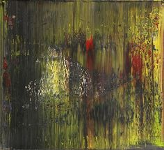 Abstraktes Bild(677-1)  Gerhard Richter (German, b.1932)  Oil on Canvas  102 x 111 cm