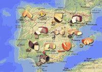 TIPOS DE QUESO EN ESPAÑA