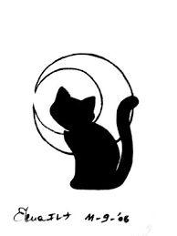 Risultati immagini per gatto disegno