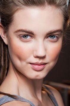ojos maquillaje natural -2013