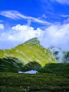 Bucsoiu peak, Bucegi Mountains #romania #carpathian #mountains #hiking #landscapes #EasternEurope #beautiful #nature