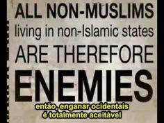 Três coisas sobre o ISLAMISMO que você PRECISA saber!