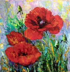 Summer flowers by Skobeleva Liliya