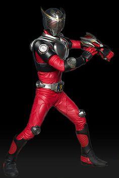 Kamen Rider Ryuki - Shinji Kido