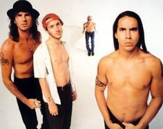 Red Hot Chili Peppers ...my lovers