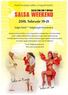 . : Salsa hétvége :: Salsa és Karibi forróság a télben, a hegyek között! 2016.február 19-21 (péntek-vasárnap) : .