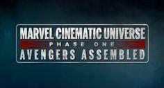Marvel Cinematic Universe Phase One Avengers Assembled