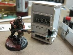 The Necromunda Project: this thread is mothballed for now - Page 7 - Forum - DakkaDakka