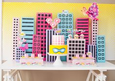 Barbie in Princess Power movie viewing party with free printables when you purchase the movie at Walmart. Barbie Party ideas include snack ideas, candy bar wrappers, lunch ideas, crafts, Barbie Bingo game and photo booth.