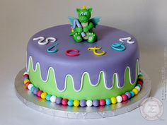 Anniversaire Elmo, Cake Designs For Boy, Amazing Cakes, Biscuits, Wedding Cakes, Bakery, Cupcakes, Food And Drink, Birthday Cake