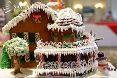 Country House (2012) - Created by student chefs @ Savannah Technical College's Culinary Institute of Savannah. For more ideas like us @ FB/chefjeanvendeville.