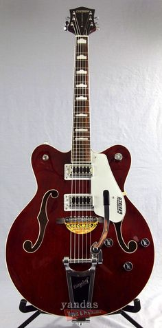 Gretsch G5422TDC Electromatic Hollow Body Guitar   Walnut Finish