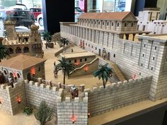 Wargaming Terrain, Wooden House, Holy Land, Mansions, House Styles, Miniatures, Houses, Design, Roman Architecture