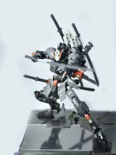 Ryuu no Kage Variant_Barbatos Custom by Alex Deo Blood Orphans, Gundam Iron Blooded Orphans, Big Robots, Shadow Dragon, Battle Ground, Gundam Art, Custom Gundam, Anime Dolls, Gundam Model