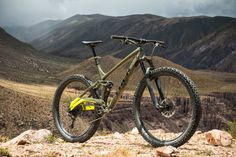 """All new 29+ FS bike from Trek. According to Trek, """"anyone who likes to go long and get weird will like Full Stache."""""""