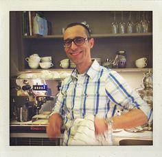 Our restaurant manager Frank.