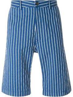 DIESEL Striped Shorts. #diesel #cloth #shorts