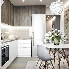 Какая кухня вам нравится больше всего 1 или 2?    #dom_tvoej_mechty_кухня    Автор: @jeevaa_design  @jeevaa_premium