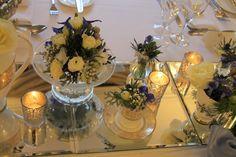 Beautiful Winter Wedding Day at Singleton Lodge for Amanda & Peter Afternoon Tea Wedding, Wedding Flowers, Wedding Day, Winter Weddings, Flower Designs, Big Day, Amanda, Table Decorations, Beautiful