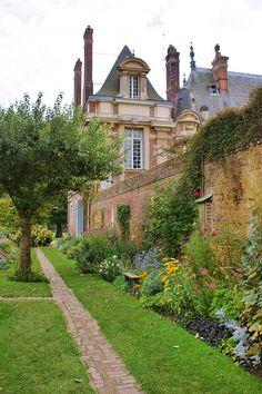 Chateau de Miromesnil, Tourville-sur-Arques, Haute-Normandie