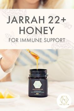 Boost your overall wellbeing and support your natural defences with high TA, active healing Jarrah honey. Jarrah honey 22+ is the colour of amber and is thick and satisfyingly syrupy in consistency. If you love a honey with a rich, full bodied yet smooth caramel-like flavour, you'll love ours. Shop now on the website, and receive 20% off your first order when you sign up to the newsletter. #honey #luxuryhoney #jarrahhoney #nectahive #antimicrobialhoney #wellbeing #healthylifestyle Best Honey, My Honey, Australian Honey, Honey Benefits, Did You Eat, Alternative Treatments, For Your Health, Consistency, Granola