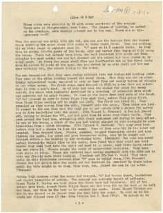 """""""A Forlorn Little Rescue Party"""": Post-Combat Interviews With D-Day Survivors From One Hard-Hit Company"""