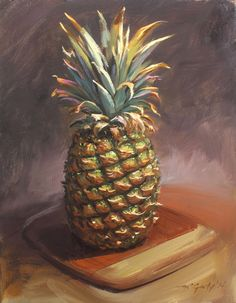 Twice a Week: July 2014 Mick McGinty oil painting