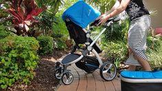 Paradise Bliss Pram 3 in 1 Bassinet, Stroller & Carrycot  https://youtu.be/lJ8R-haiV4I #babypram #pramstrollers