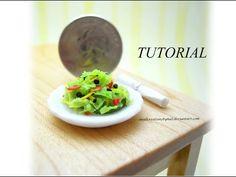 [TUTORIAL] Miniature Salad - YouTube