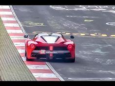 Gänsehaut-Feeling: Ferrari LaFerrari auf der Nordschleife
