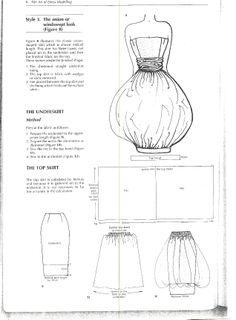 the onion skirt