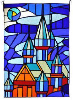 castle Window Panels, Cube, Castle, Window Panes, Castles