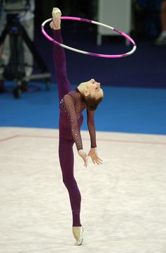 Tamara Erofeeva (Ukraine), Olymic Games (Sydney) 2000