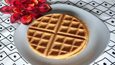 Simple (Healthy) Waffle Recipe #wholewheatwaffle #wholewheat #healthy #dairyfree #healthybreakfast #healthyfood