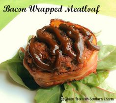Bacon Wrapped Meatloaf @jan issues Fehlis Zielaskowski Free with Southern Charm