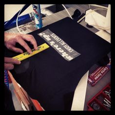 Where's Up t-shirts! Because we are makers!