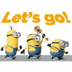 Go go !