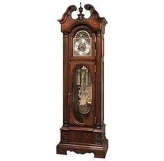 Howard Miller Coolidge Presidential Collection floor clock