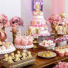 Festa Ursa Princesa Ideias e Dicas para a sua festa!