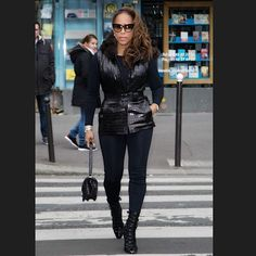 From New York to Paris Fashion Week, fashion diva extrodinaire Marjorie Harvey has done it again! See how she slayed everywhere she sashayed. The Lady Loves Couture, Love Couture, Nicole Murphy, Diva Fashion, All Fashion, Womens Fashion, Fashion Killa, Fashion Brand, Jennifer Lawrence