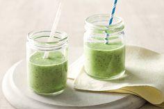 Green Breakfast Smoothie | Australian Avocados