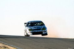 V8 Supercars - Craig Lowndes drives the Green Eyed Monster Ford Falcon for the Double Zero team, named in honour of the multiple champion's number.