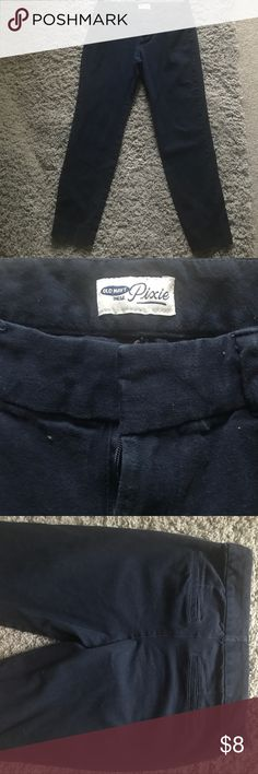 Old navy jeans Old navy pixie ankle jeans size 4 Old Navy Pants Ankle & Cropped