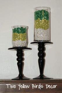 st.patricks day decor @ decorating-by-day