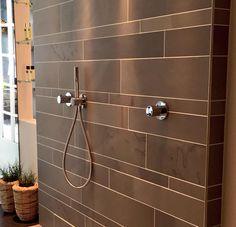 Perfekt Badezimmer Fliesen Schiefer Interessant Naturschieferplatten Im Bad Mosaik  | Bäder | Pinterest