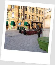 Popkulttuuria ja undergroundia: Ekskursion i Kungliga Dramatiska Teatern, Dramaten, Stockholm